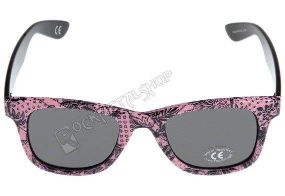 okulary VANS - JANELLE HIPSTER PRISM PINK