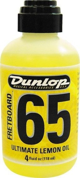 olejek do konserwacji podstrunnic DUNLOP 65 ULTIMATE LEMON OIL