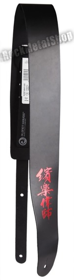 pas do gitary PLANET WAVES - ICON LEATHER: CHINESE SCRIPT (25L-CHN)