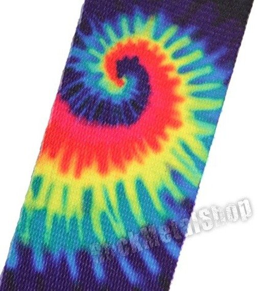 pas do gitary PLANET WAVES - WOODSTOCK COLLECTION: TIE DYE (50W04)