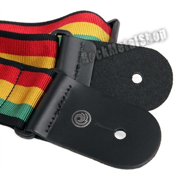 pasek do gitary PLANET WAVES - WORLD TOUR COLLECTION: JAMAICA (50A06)