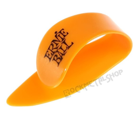 pazurek na kciuk ERNIE BALL YELLOW, średni