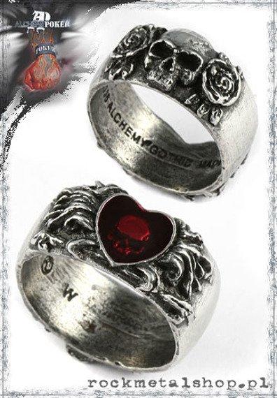 pierścień BROKEN HEART