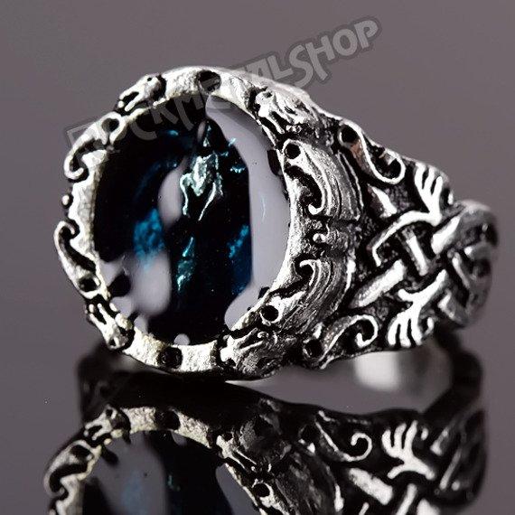 pierścień DRACONIS CELTICA