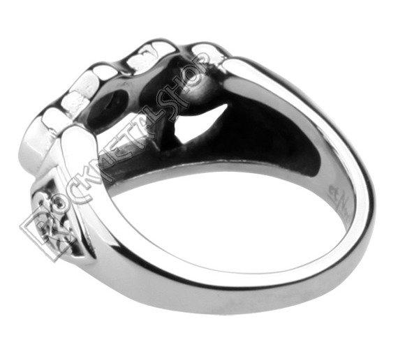 pierścień FIGHT