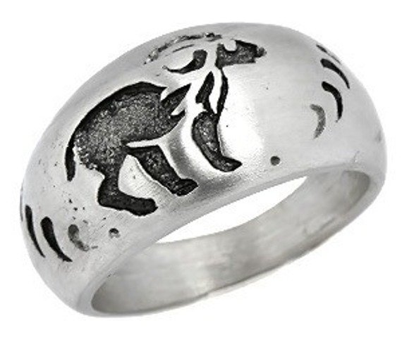 pierścień GOAT