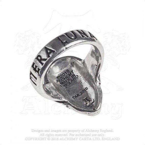 pierścień MERA LUNA EVIL CLOWN