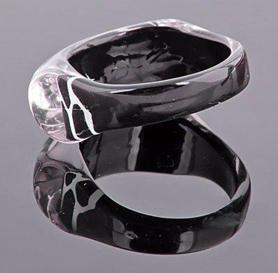 pierścień SNAKE SKIN