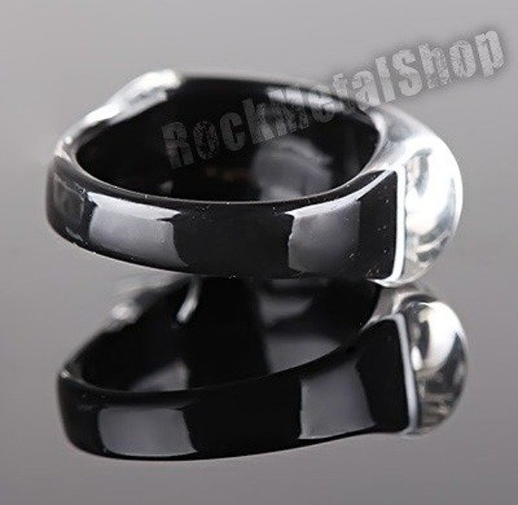 pierścień SUN czarny
