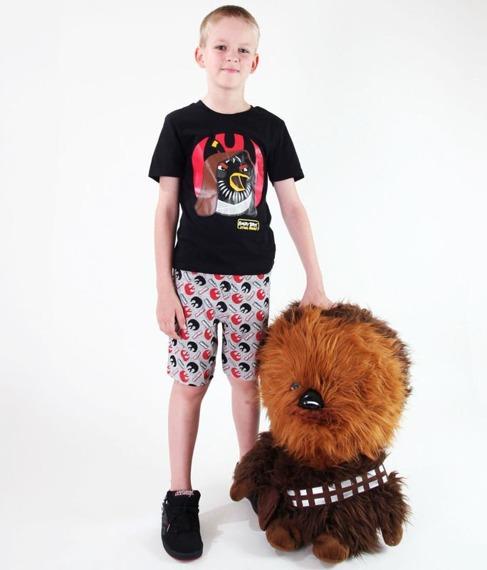 piżama dziecięca ANGRY BIRDS STAR WARS - OBI WAN BIRD