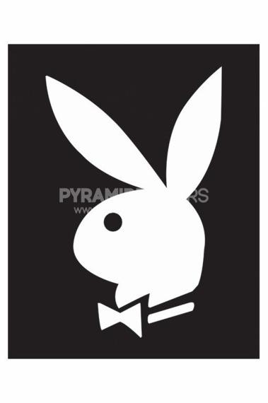 plakat PLAYBOY - LOGO