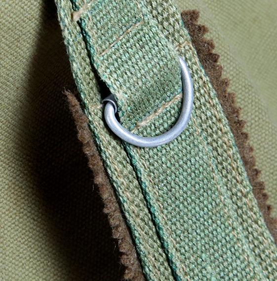 plecak TURYSTYCZNY + skóra ekologiczna OLIVE BROWN