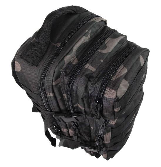 plecak taktyczny US COOPER darkcamo, 36 litrów