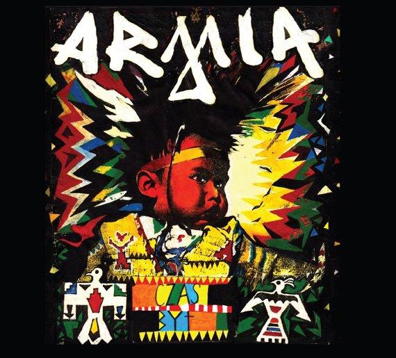 płyta CD: ARMIA - CZAS I BYT