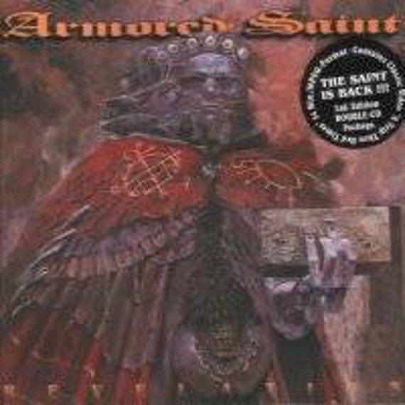 płyta CD: ARMORED SAINT - REVELATION
