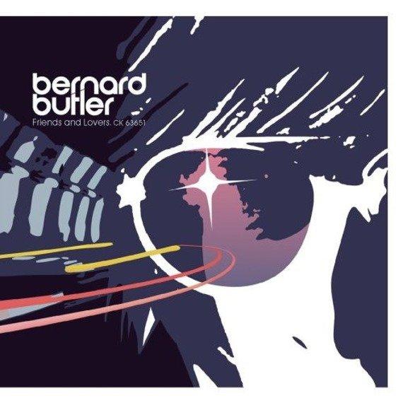 płyta CD: BERNARD BUTLER - FRIENDS AND LOVERS