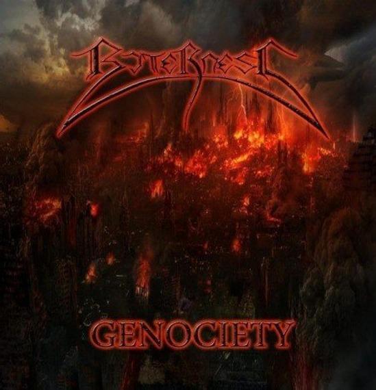 płyta CD: BITTERNESS - GENOCIETY