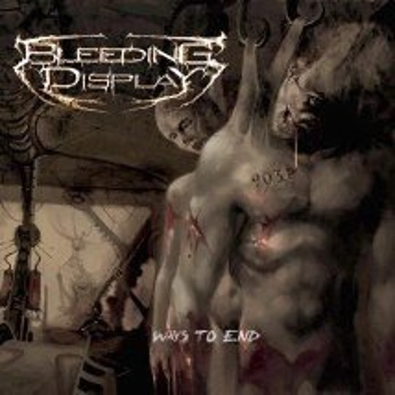 płyta CD: BLEEDING DISPLAY - WAYS TO END (SR-027)