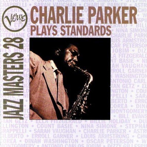 płyta CD: CHARLIE PARKER - PLAYS STANDARDS VERVE JAZZ MASTERS 28