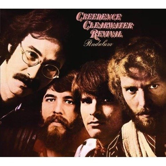 płyta CD: CREEDENCE CLEARWATER REVIVAL - PENDULUM (remastered)