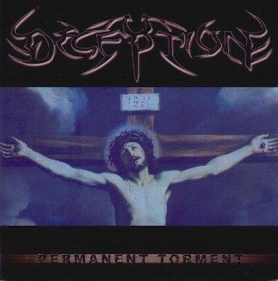 płyta CD: DECEPTION (POL) - PERMANENT TORMENT