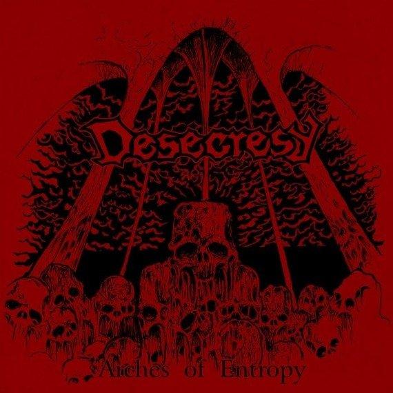 płyta CD: DESECRESY - ARCHES OF ENTROPY