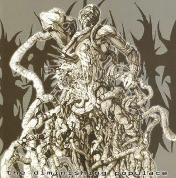 płyta CD: DETERIORATION - THE DIMINISHING POPULACE