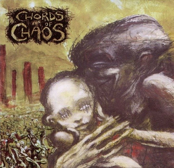 płyta CD: EXHUMED / EAR BLEEDING DISORDER / EXCRETED ALIVE / NECROSE - CHORDS OF CHAOS