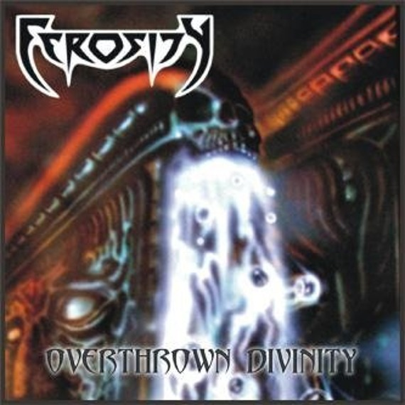 płyta CD: FEROSITY - OVERTHROWN DIVINITY (RM666 014)