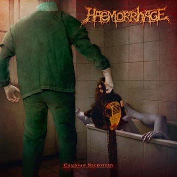 płyta CD: HAEMORRHAGE / DEAD split CD