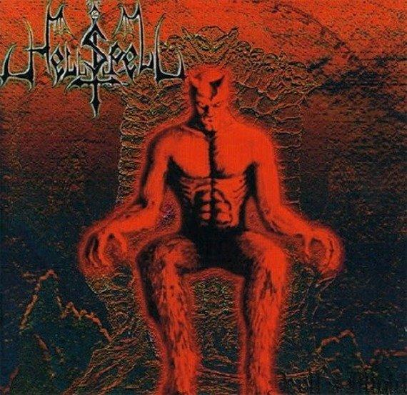 płyta CD: HELLSPELL - DEVIL'S NIGHT