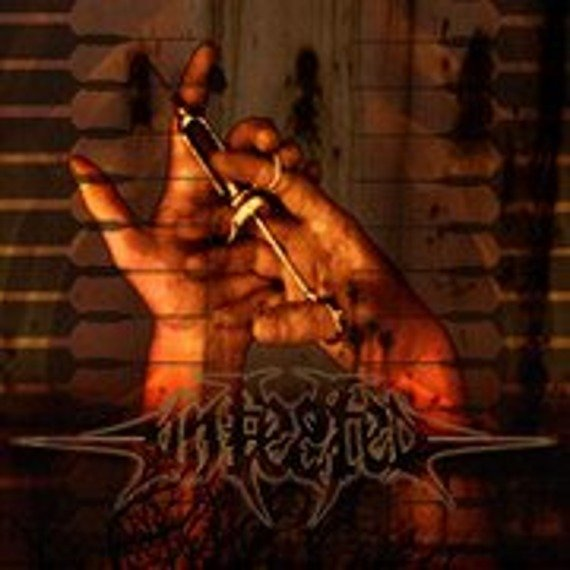 płyta CD: INFESTED - ...UNTIL IT BREAKS DOWN AGAIN