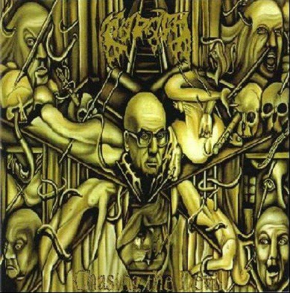 płyta CD: KADATH (GER) - CHASING THE DEVIL