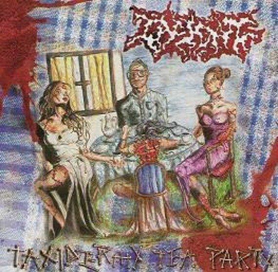 płyta CD: LAPIDATE - TAXIDERMY TEA PARTY