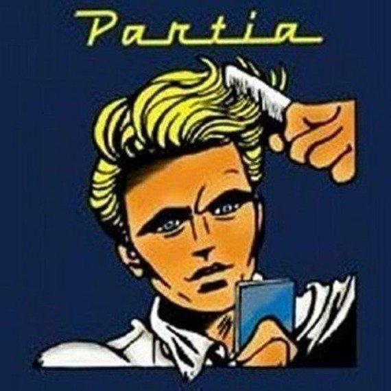 płyta CD: PARTIA - PARTIA