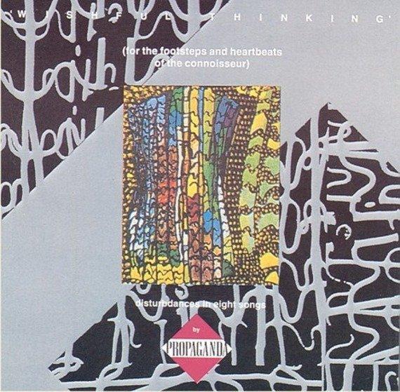 płyta CD: PROPAGANDA - WISHFUL THINKING