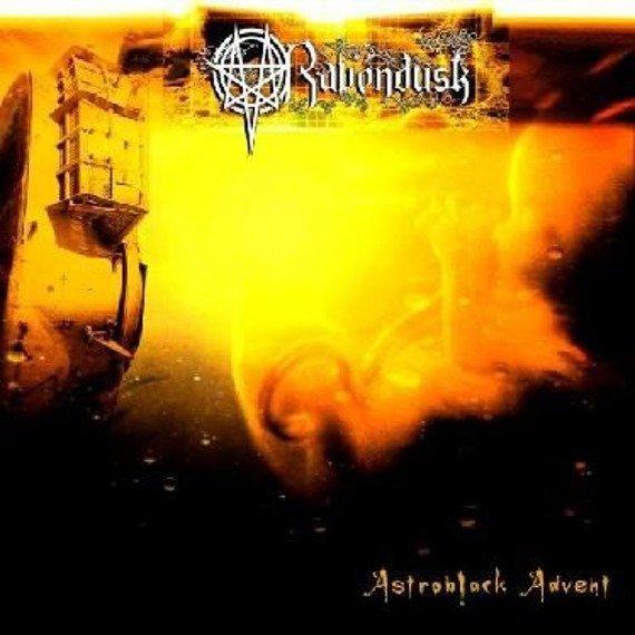 płyta CD: RAVENDUSK - ASTROBLACK ADVENT