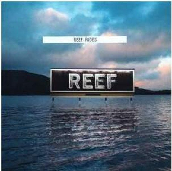 płyta CD: REEF - RIDES