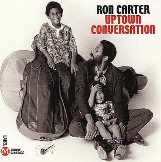 płyta CD: RON CARTER - UPTOWN CONVERSATION