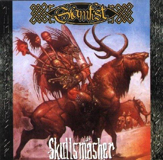 płyta CD: SLAMFIST - SKULLSMASHER