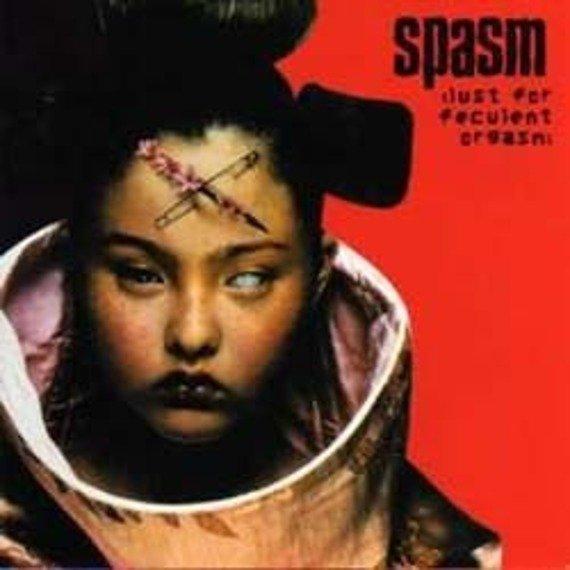 płyta CD: SPASM – LUST FOR FECULENT ORGASM