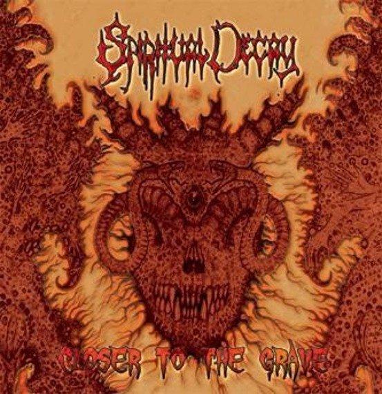 płyta CD: SPIRITUAL DECAY - CLOSER TO THE GRAVE