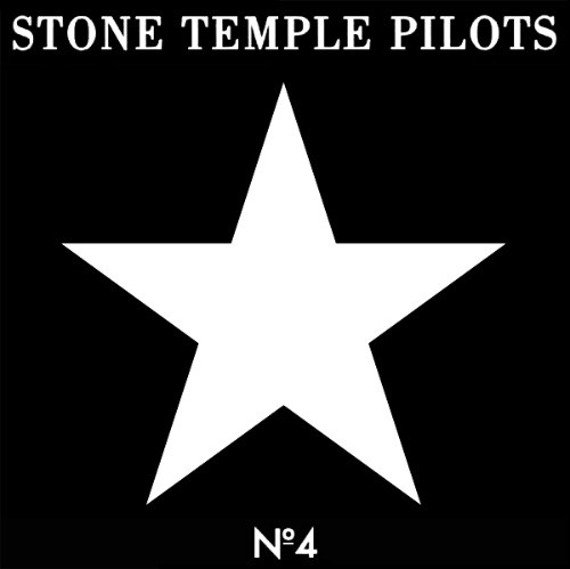 płyta CD: STONE TEMPLE PILOTS - NO.4