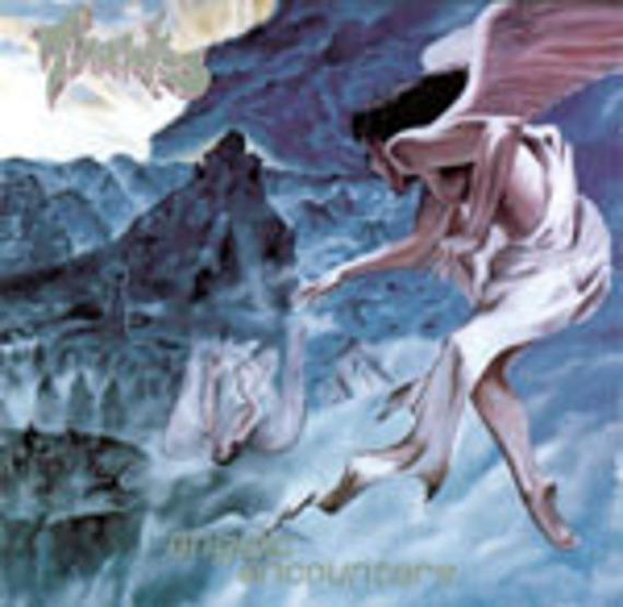 płyta CD: THANATOS (HOL) - ANGELIC ENCOUNTERS
