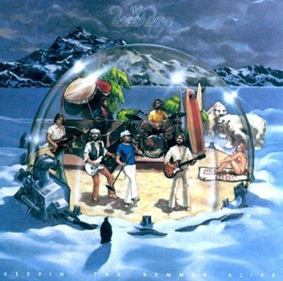 płyta CD: THE BEACH BOYS - KEEPIN' THE SUMMER ALIVE / THE BEACH BOYS '85 (24-bit digitally remastered)