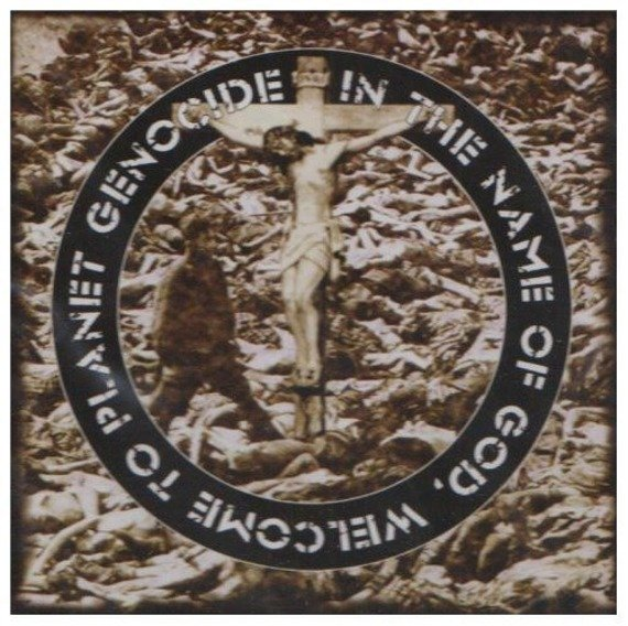 płyta CD: THE MEADS OF ASPHODEL - IN THE NAME OF GOD, WELCOME TO PLANET GENOCIDE