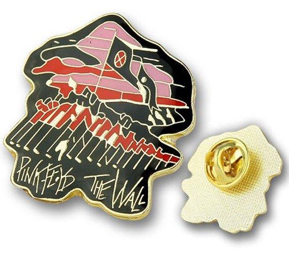 przypinka PINK FLOYD - THE WALL