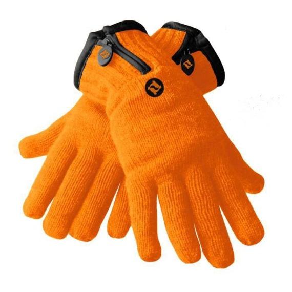 rękawiczki zimowe THINSULATE - NEON ORANGE