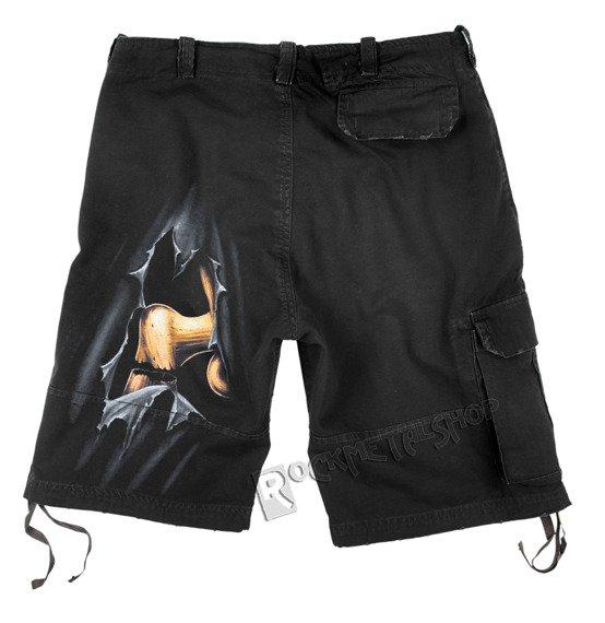 spodnie bojówki BONE SLASHER (TR262935)