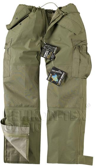 spodnie bojówki ECWCS TROUSERS GEN II OLIVE